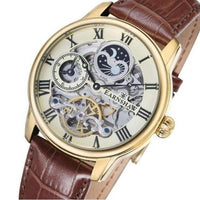 Earnshaw Longitude Leather Automatic Mens Watch - ES-8006-06
