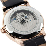 Earnshaw Longitude Leather Automatic Mens Watch - ES-8006-07