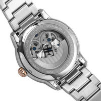 Earnshaw Longitude Stainless Steel Automatic Mens Watch - ES-8006-33