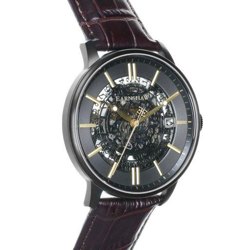 Earnshaw Men's Vancouver Skeleton Automatic Watch - ES-8075-04