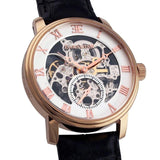 Earnshaw Westminster Automatic Leather Mens Watch - ES-8041-03