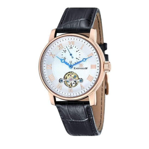 Earnshaw Westminster Automatic Leather Mens Watch - ES-8042-03
