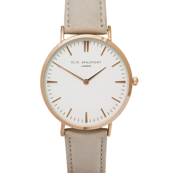 Elie Beaumont Ladies Oxford Watch - Large - EB805G.2