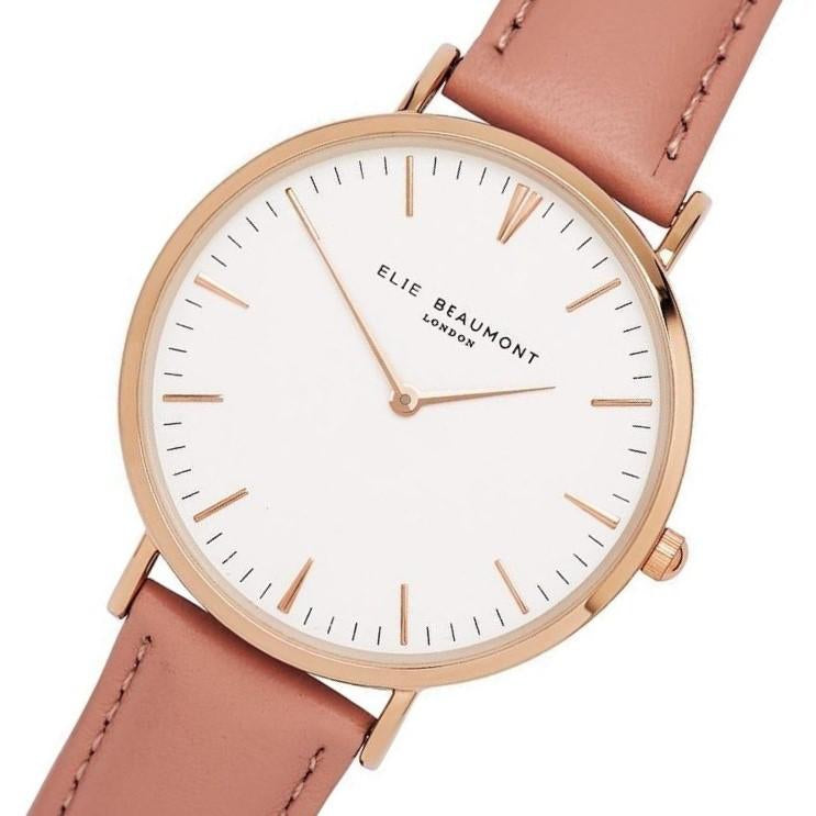 Elie Beaumont Ladies Oxford Watch - Large - EB805G.8