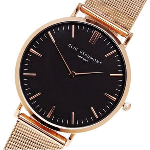 Elie Beaumont Ladies Oxford Watch - Large - EB805GM.2