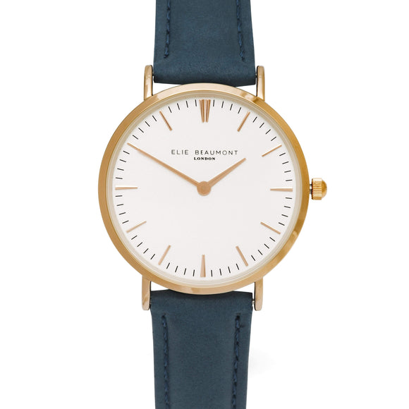 Elie Beaumont Ladies Oxford Watch - Small - EB805L.4