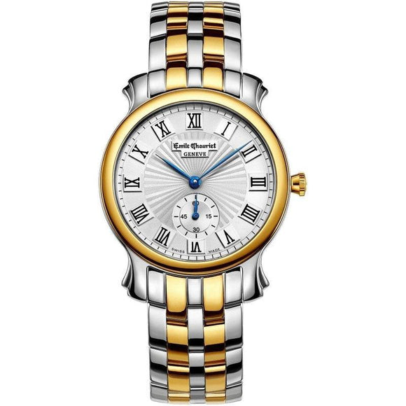 Emile Chouriet AILES DU TEMPS Men's Watch - 60-1156-g-6-0-25-0