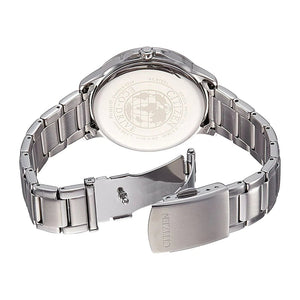 Citizen Ladies Dress Eco-Drive Stainless Steel Multi Function Watch - FD2030-51H