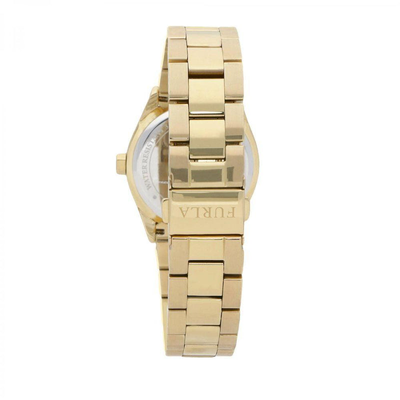 Furla Crystal Studded Ladies Watch - R4253101503