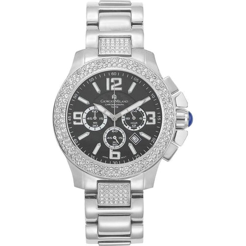 Giorgio Milano Chronograph Stainless Steel Mens Watch - 839ST03