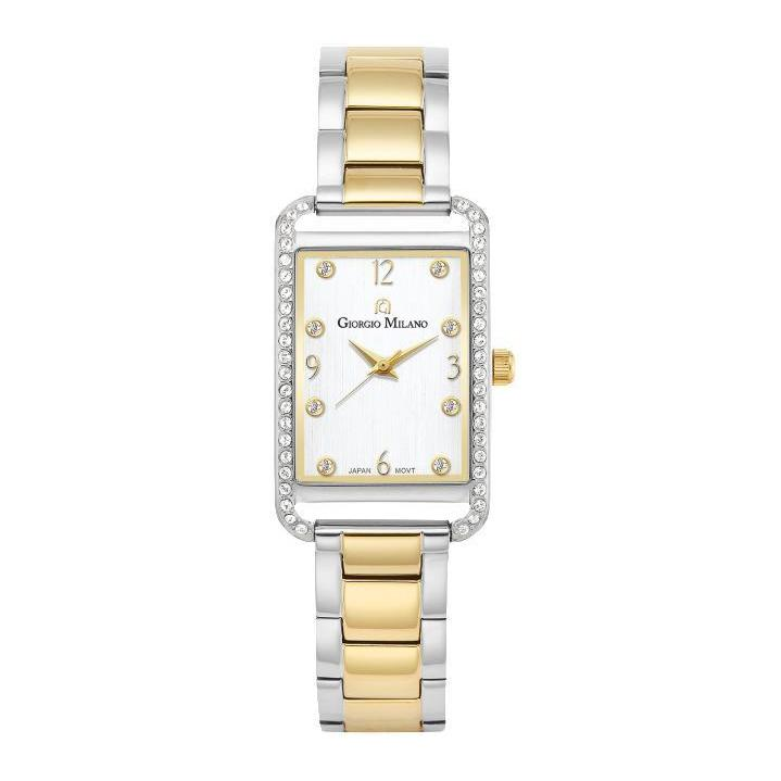 Giorgio Milano Gold Stainless Steel Women's Watch - 210STG2