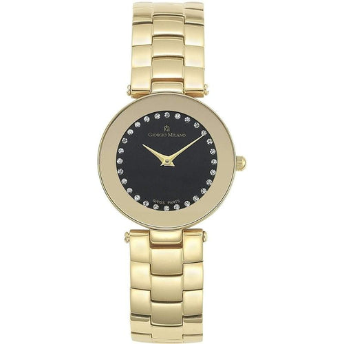 Giorgio Milano Slim Stainless Steel Ladies Watch - 732SG03