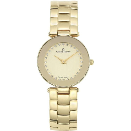 Giorgio Milano Slim Stainless Steel Ladies Watch - 732SG05
