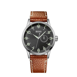 Hugo Boss AEROLINER Quartz Mens 1512723-The Watch Factory Australia