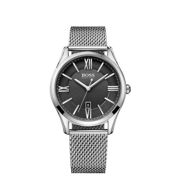 Hugo Boss AMBASSADOR Quartz Mens 1513442-The Watch Factory Australia