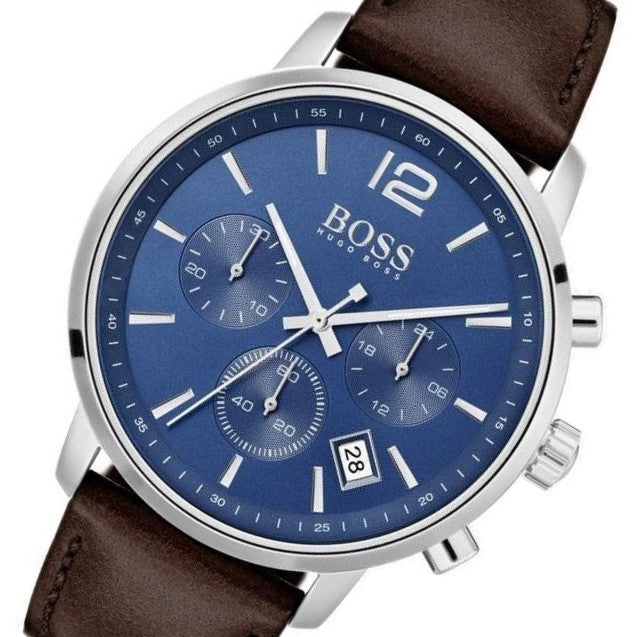 Hugo Boss Attitude Men's Watch - 1513606