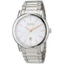 Hugo Boss Classic Men's Stainless Steel Watch - 1513401-The Watch Factory Australia