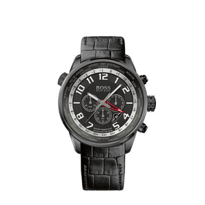 Hugo Boss HB2031 Quartz Mens World Time 1512740-The Watch Factory Australia