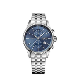 Hugo Boss JET Quartz Mens Chronograph 1513384-The Watch Factory Australia
