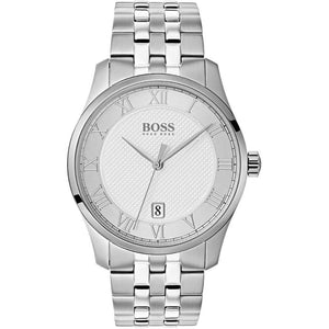 Hugo Boss Master Silver Men's Watch - 1513589