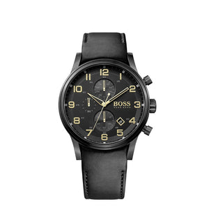 Hugo Boss Men's AEROLINER Chronograph Watch - 1513274-The Watch Factory Australia