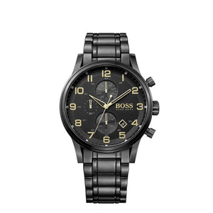 Hugo Boss Men's AEROLINER Chronograph Watch - 1513275-The Watch Factory Australia