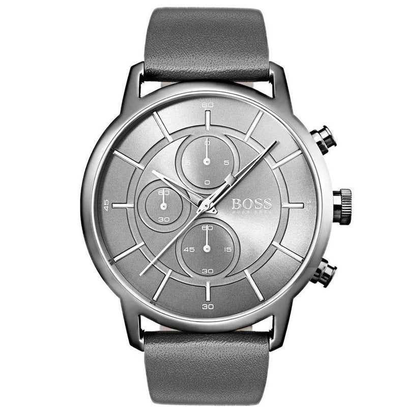 Hugo Boss Men's Architectural Watch - 1513570-The Watch Factory Australia