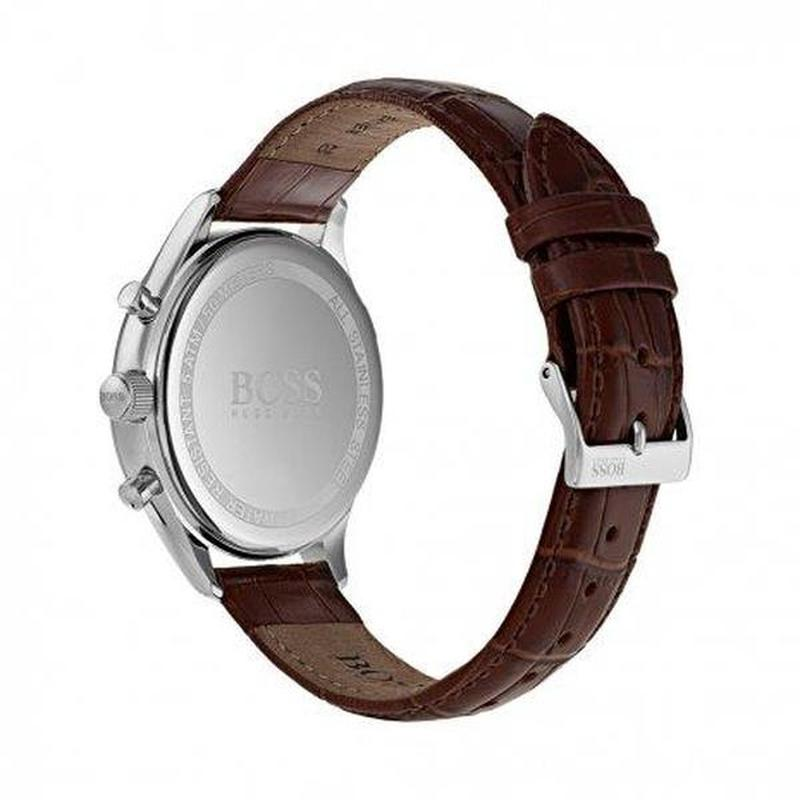 Hugo Boss Men's Companion Brown Watch - 1513544-The Watch Factory Australia