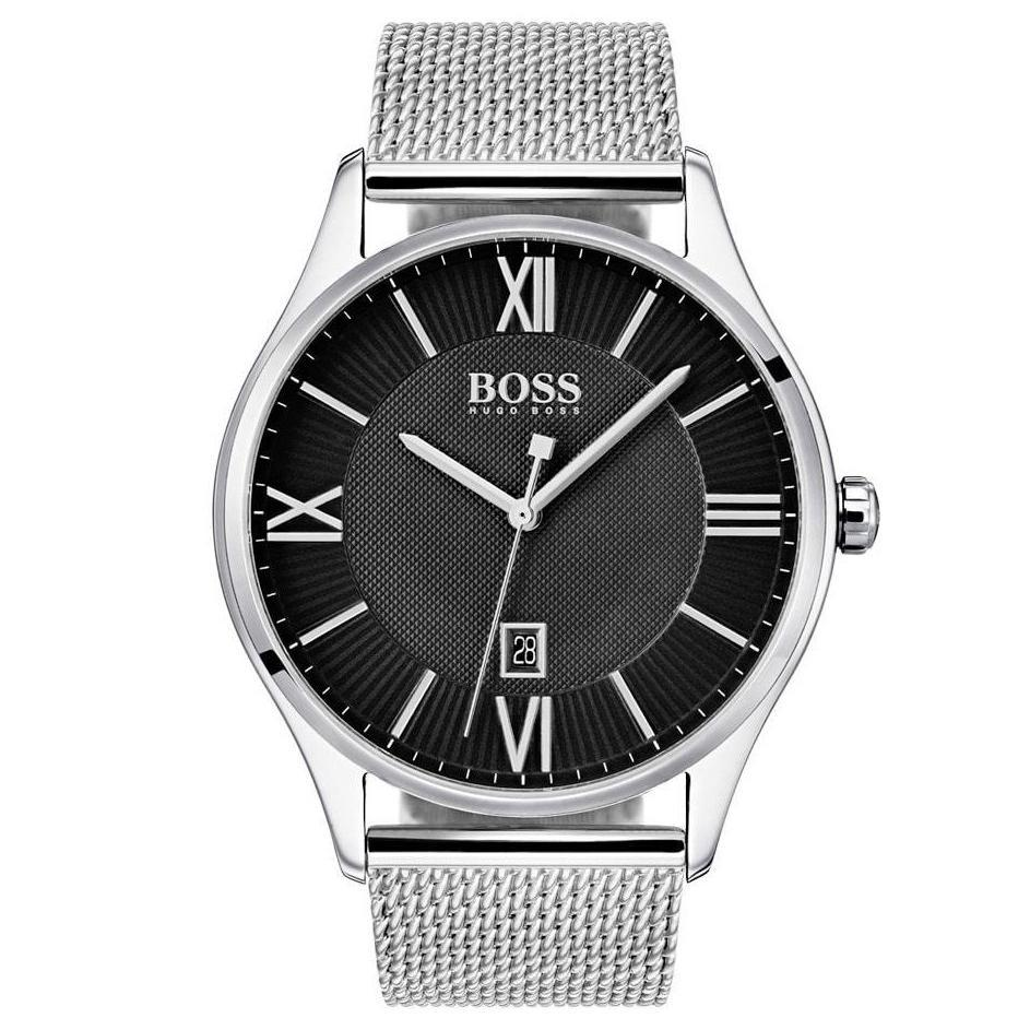 Hugo Boss Men's Governor Watch - 1513601-The Watch Factory Australia
