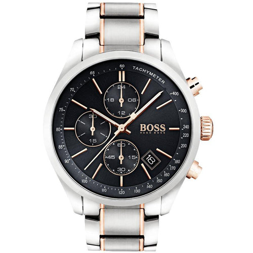 Hugo Boss Men's Grand Prix Watch - 1513473-The Watch Factory Australia