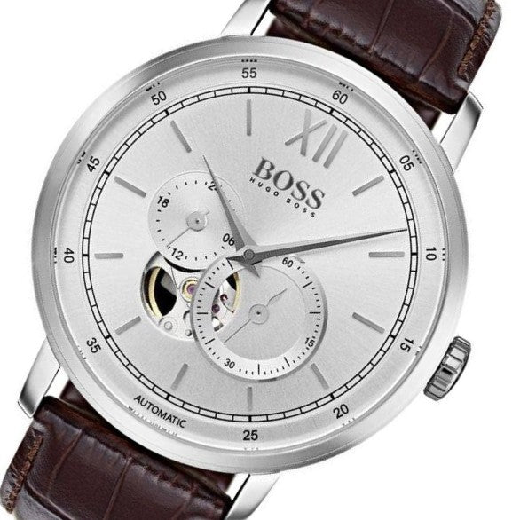 Hugo Boss Men's Signature Automatic Watch - 1513505