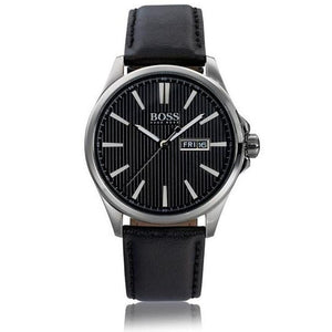 Hugo Boss Men's The James Leather Watch - 1513464-The Watch Factory Australia