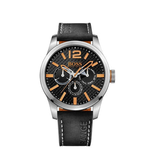 Hugo Boss PARIS Quartz Mens Multi-Function 1513228-The Watch Factory Australia