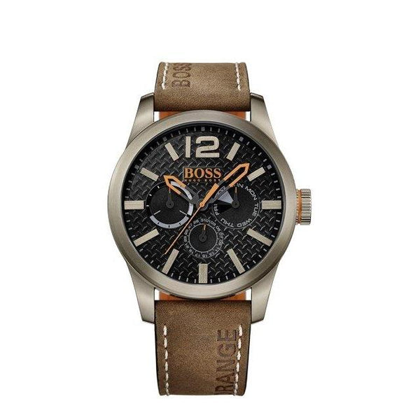 Hugo Boss PARIS Quartz Mens Multi-Function 1513240-The Watch Factory Australia