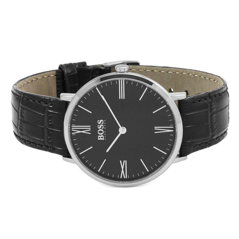 Hugo Boss The Jackson Men's Leather Watch - 1513369-The Watch Factory Australia