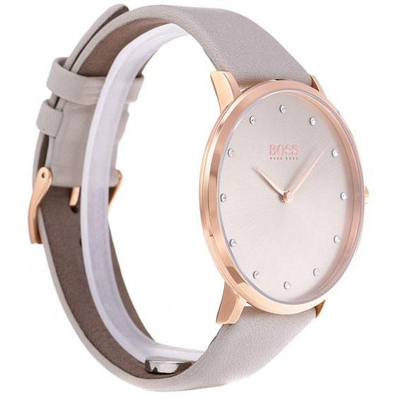 Hugo Boss The Jillian Leather Ladies Watch - 1502412