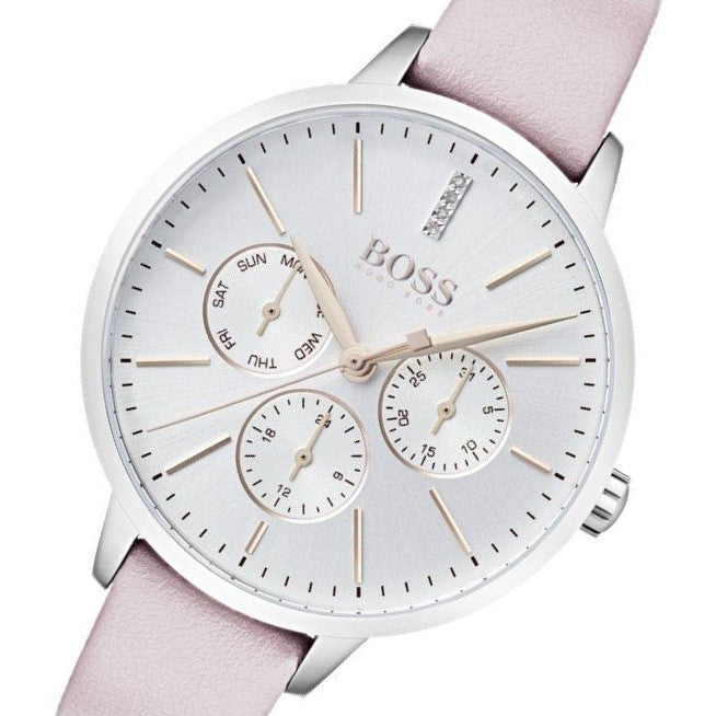 30f3c4e71 Hugo Boss Women's Symphony Leather Watch - 1502419 – The Watch Factory  Australia