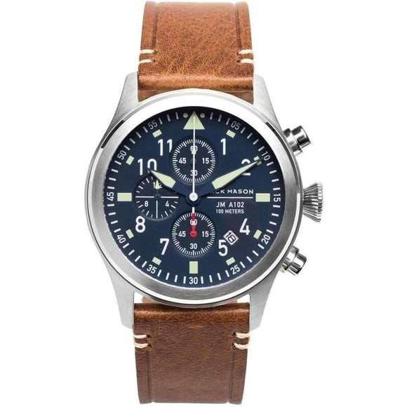 Jack Mason Aviator Chronograph Watch - JM-A102-018