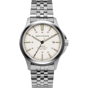 Jack Mason Field Stainless Steel Mens Watch - JM-F101-007