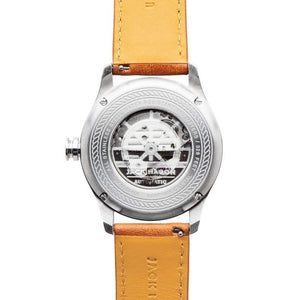 Jack Mason Nautical Automatic Leather Mens Watch - JM-N103-001