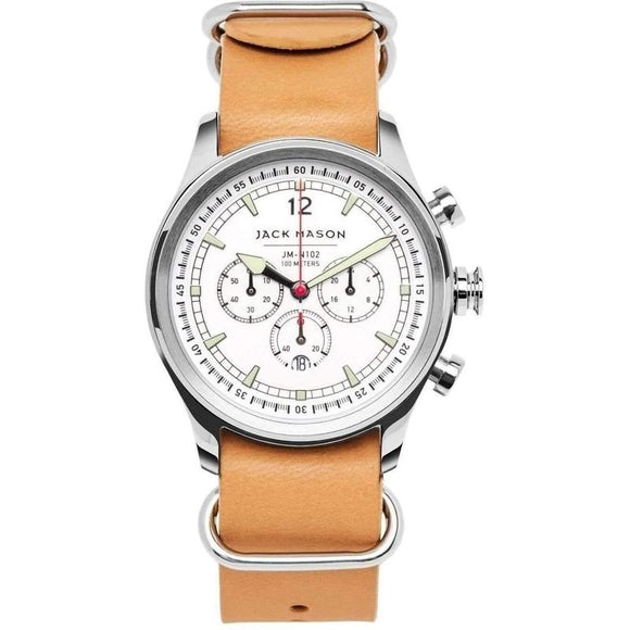 Jack Mason Nautical Chronograph Watch - JM-N102-108