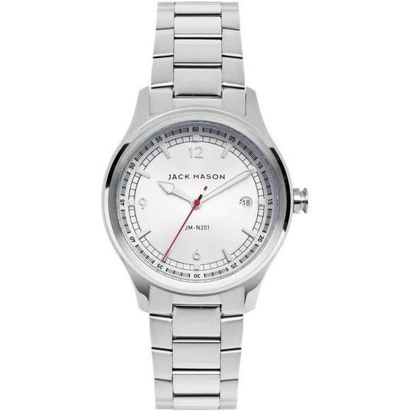Jack Mason Nautical Stainless Steel Ladies Watch - JM-N201-005-The Watch Factory Australia