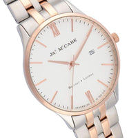 James McCabe London Slim Watch - JM-1016-33
