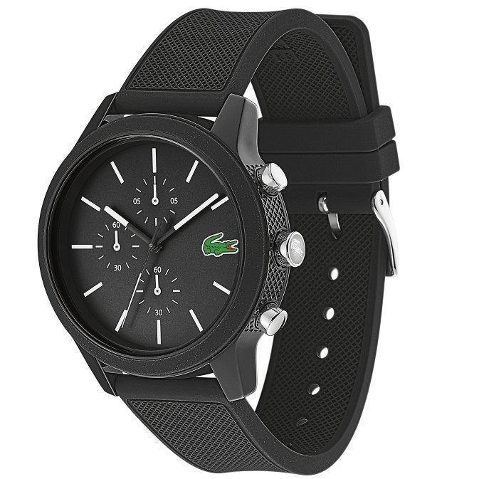 6619f967d Lacoste Men's 12.12 Chronograph Watch - 2010972 – The Watch Factory ...
