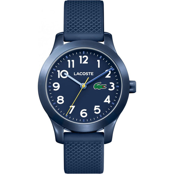 Lacoste The .12.12 Blue Kids Watch - 2030002