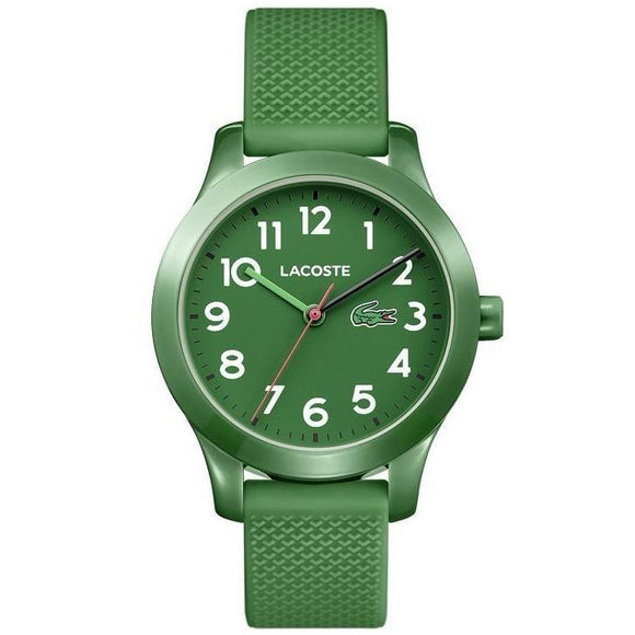 Lacoste The 12.12 Green Kids Watch - 2030001-The Watch Factory Australia