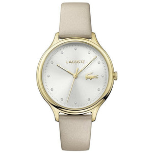 Lacoste The Constance Beige Ladies Watch - 2001007-The Watch Factory Australia