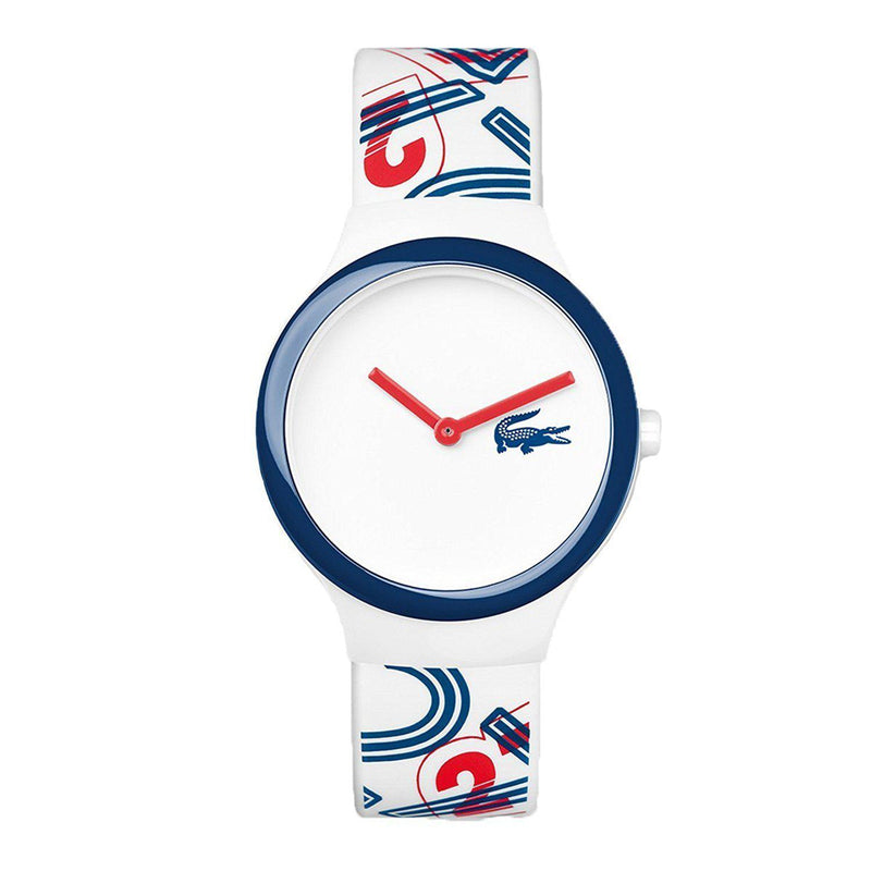 Lacoste The Goa Silicone Watch - 2020125