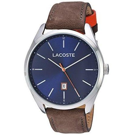 Lacoste The San Diego Men's Brown Nubuck Watch - 2010910