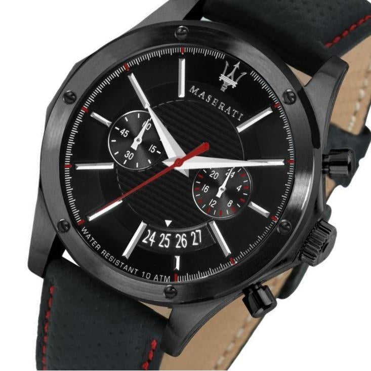 Maserati Circuito Leather Men's Watch - R8871627004